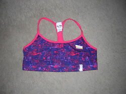 Champion Bra Top Women#x27;s Size XL Purple Red NWT NEW $26.95