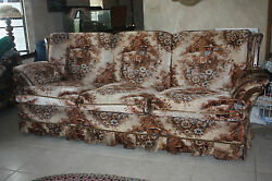 Deville Sofa & Chair Rustic Mountain Cabin or Country Cottage Style