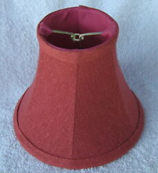 Rose Textured Fabric Chandelier Lamp Shade. traditional any room $11.99