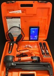 RAMSET T3 MAG GAS TOOL BRAND NEW FREE TABLET EAR MUFFS FAST SHIP $699.80