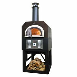 Chicago Brick Oven- Outdoor Pizza Oven CBO 750 Hybrid W Stand Copper Natural Gas