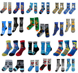 BOYS SOCKS CHARACTER LICENSED GBP 3.99