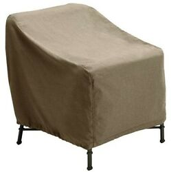 Motion Lounge Chair Waterproof Polyester Outdoor Vineyard Patio Furniture Cover