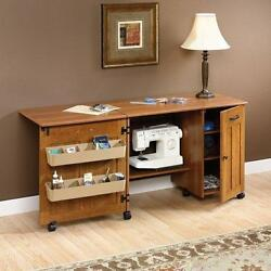 Sewing  Craft Center - Folding Table 99482408619 (TDM)