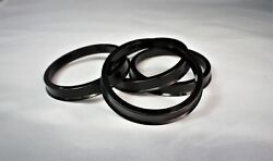 (4) Hub Centric Rings 74mm (Wheel) to 70.3mm (Hub)   Hubcentric 70.3 to 74