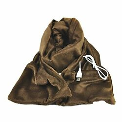 God's Hand 2015 New Arrival Women Girls USB Heated Scarf Neck Shawl for Outdoor