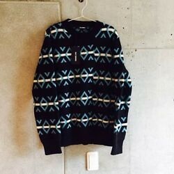 RAF SIMONS 16aw Knit Men's Tops Knit Sweater Size S