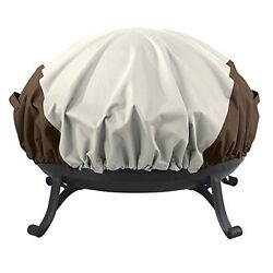 AmazonBasics Round Fire Pit Cover 44in New