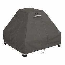 Classic Accessories Ravenna Standup Fire Pit Cover New