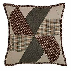 Danson Mill Quilted Pillow Cover 16in x 16in New