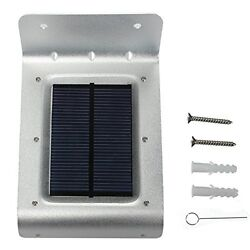 Solar Lights Kushina 16 LED Outdoor Solar Motion Sensor Lights Solar Powered W