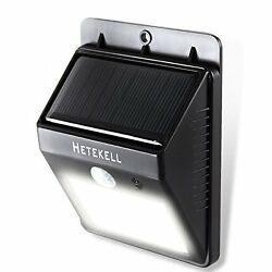 Solar Motion Sensor Lights Super Bright Outdoor LED Solar Powered Waterproof Wir