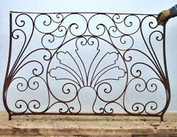 Wrought Iron Balcony #2605
