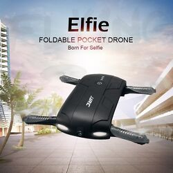 JJRC H37 ELFIE Portable Mini RC Drone With 720P HD Camera WiFi $79.95