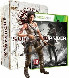 Tomb Raider Collector's Edition Xbox 360 PAL *VGWC*+Warranty!