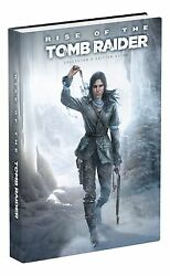 Official Rise of the Tomb Raider Collector's Edition Guide *VGWC*+ Warranty!