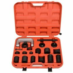 21pc Auto Ball Joint Press U Repair Removal Tool Installing Master Adapter 2 $64.50