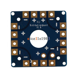 Multirotor ESC Power Distribution Battery Board For Quadcopter Multi Axis Model $1.06