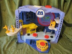 Imaginext Monsters Inc Scare Floor Replacement Part Building Boo Mike Sully toy $3.12