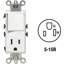 Leviton Switch Outlet
