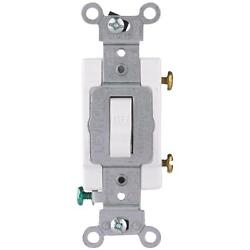 Leviton Commercial Grade Toggle Single Pole Switch