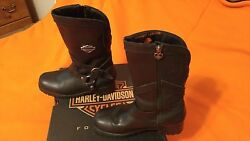 SOLD   Have a pair of womens Harley boots for sale size 10 Buyer pays shippin $100.00