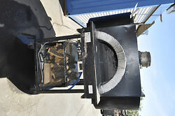 Pizza Oven Wood burning Gas assist  Item #2001