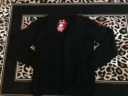 Rolling Stones × MMJ mastermind japan 100% cashmere cardigan Size:XL USED