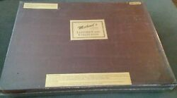 THE GUARDSMAN VINTAGE LEATHER CARE COLLECTION KIT FURNITURE PROTECTION - NEW
