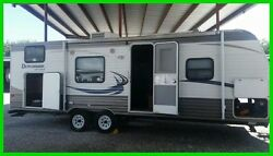 2012 Dutchmen Sport 26' Travel Trailer Patio Awning Outside Shower Newer Tires