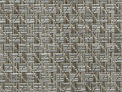 Vinyl Boat Carpet Flooring w Padding : Gemstones - 10 Gray : 8.5' x 23'