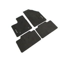 OEM NEW Front amp; Rear Carpet Replacement Floor Mats Agate Gray CT4Z 7813300 AC $98.67