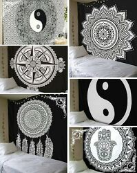 210 Bulk Decor Tapestry Cotton Wall Hangings  Queen Designer Wholesale Lot Throw