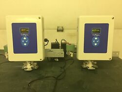 USED CULLIGAN 01020677 GBE PILOT CONTROLLERS FOR TWIN ALTERNATING