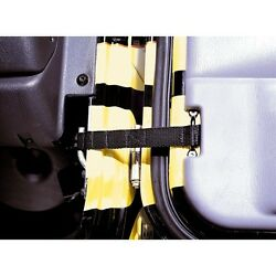 Adjustable Door Limiting Straps PAIR for Jeep Wrangler CJ TJ YJ 1955-2006 $8.29