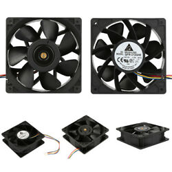 6000RPM 25cm Cooling Fan Replacement 4-pin Connector For Antminer Bitmain S7 S9 $12.75