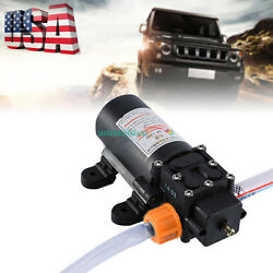 12V Motor Oil Diesel FUEL Fluid Extractor Electric Siphon Transfer Change Pump $23.22