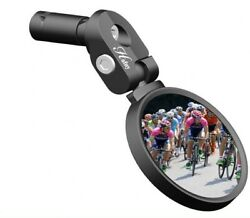 Hafny HF-MR083 High-Quality Road Bicycle Drop Bar Rear View Mirror - Black $14.53