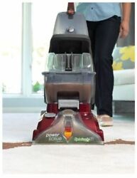 Best Red Hoover Hover SteamVac Magic Eco Outdoor Deep Carpet Cleaner Machine Kit