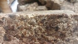5lb 100%  Natural Raw African Black Soap Organic Unrefined GHANA west Africa