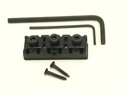Adjustable Locking Nut Floyd Rose Lic. 10quot; Radius 42mm 1.650quot; Black $30.00
