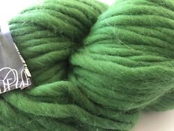 Cascade Yarns Highland Wool Magnum Apple Green 9430 New NWT 123 YARDS