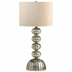 Contemporary Table Lamp Mercury Chrome $437.50