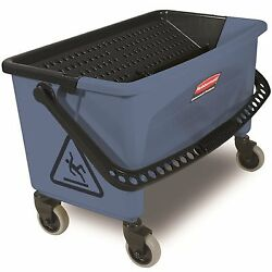 Rubbermaid RCPQ93000BL ® COMMERCIAL FINISH BUCKET WITH LID FOR MICROFIBER FLA $122.98