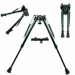 9quot; to 13quot; Adjustable Spring Return Hunting Rifle Bipod w Keymod Stud Adapter $21.71