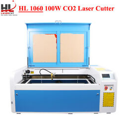 100W Co2 USB Laser Cutting Machine With DSP System Auto focus & Linear Guides