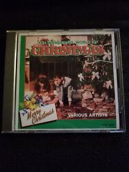 The Wonderful World of Christmas - Various Artists - Rare find!!