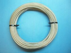 Vinyl Coated STAINLESS STEEL Cable 18