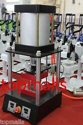 10000psi 10*15cm Pneumatic Auto Heat Press Transfer Machine