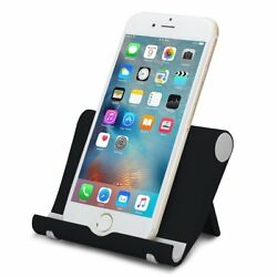 Universal Foldable Cell Phone Desk Stand Holder Mount Cradle For Phone Tablet $4.99